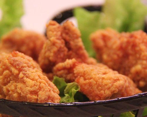 Crunchy Buttermilk Fried Chicken
