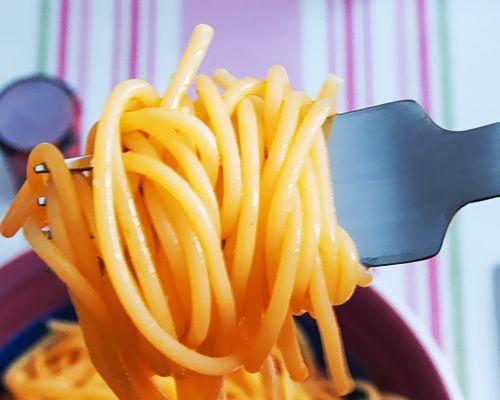 Spaghetti with Garlic and Chili