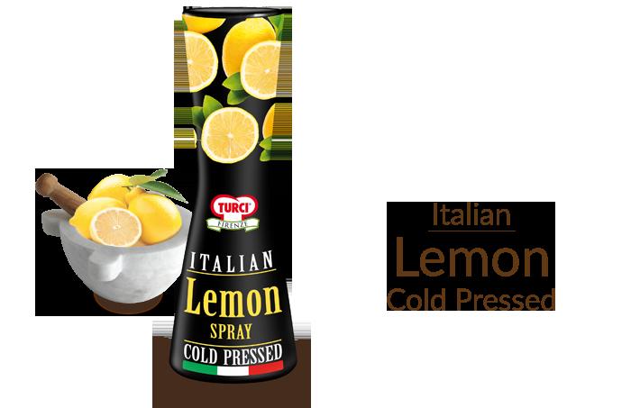 Italian Lemon Spray Cold Pressed