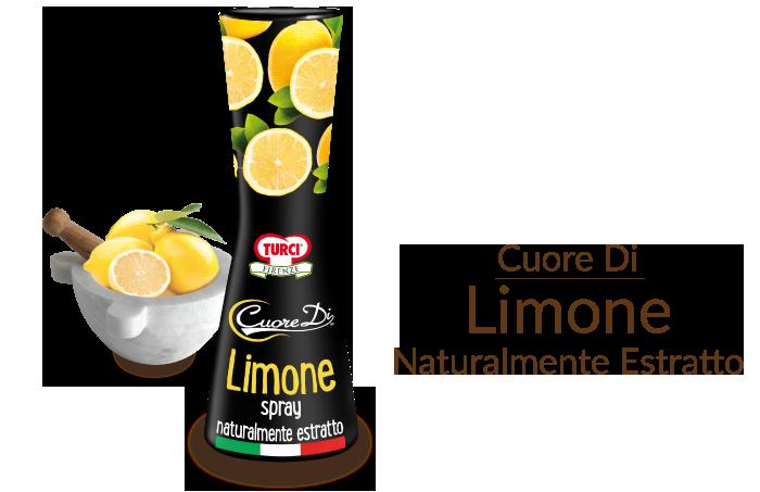 Cuore Di Limone Naturalmente Estratto