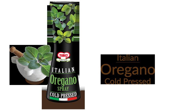 Italian Oregano Spray Cold Pressed