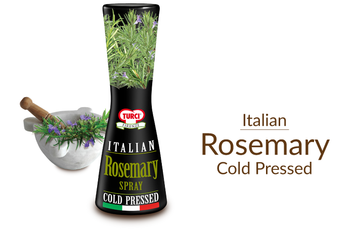 Italian Rosemary Spray Cold Pressed