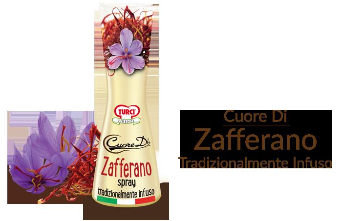 Cuore Di Zafferano Infuso